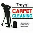 Troy's Carpet and Upholstery Cleaning
