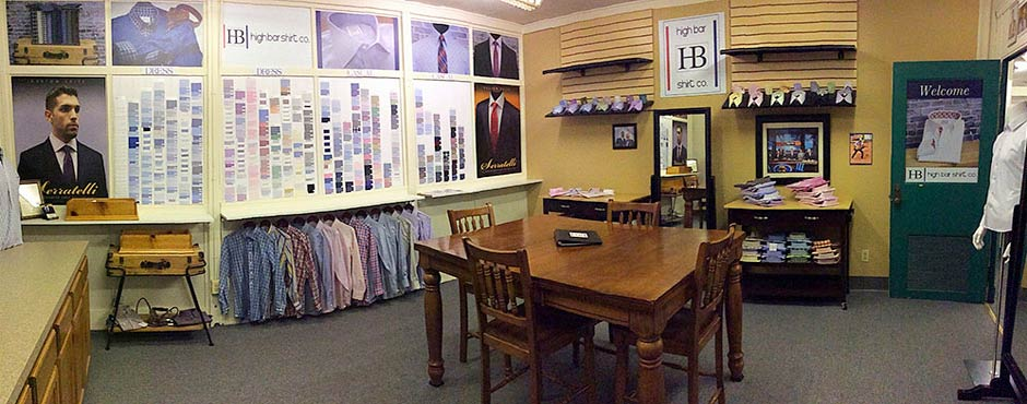 Visit our factory showroom!