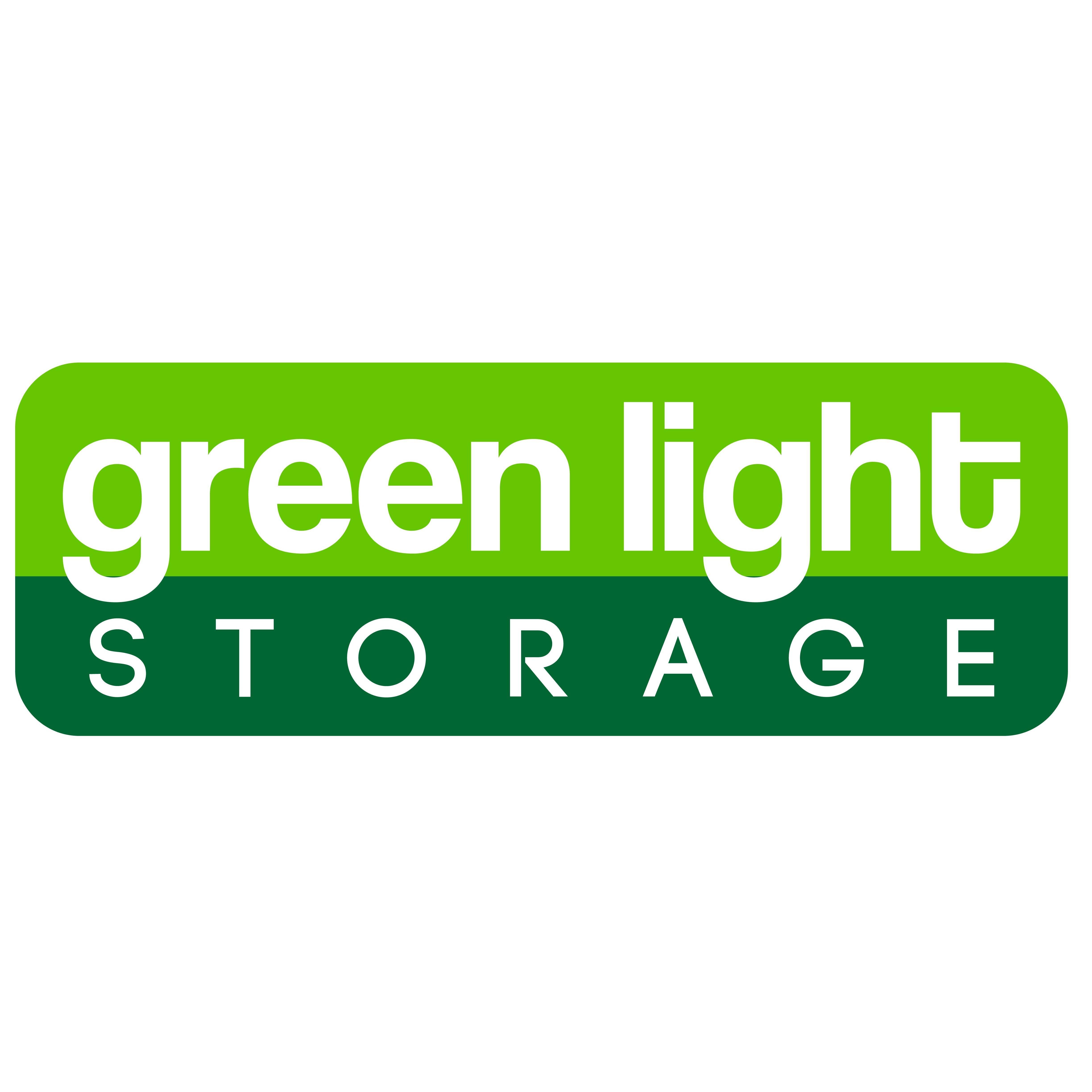 Green Light Storage Logo