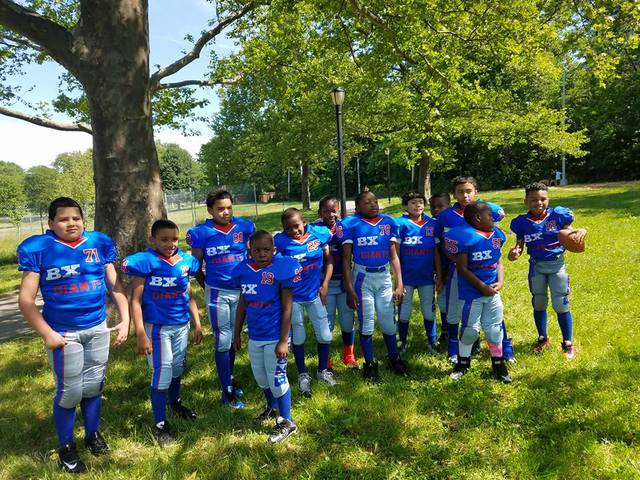 Bronx Giants  Youth Football and Cheer image 2