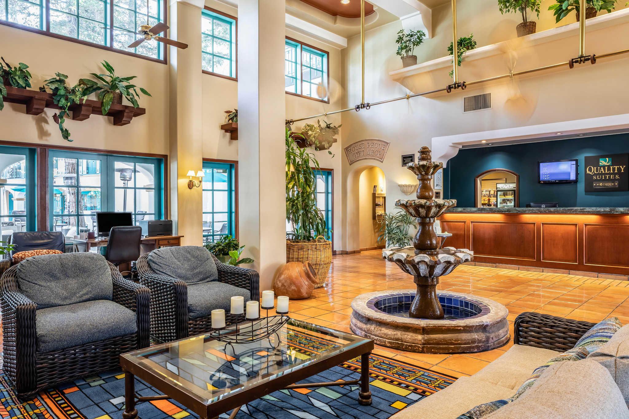 Quality Suites Downtown San Luis Obispo image 2