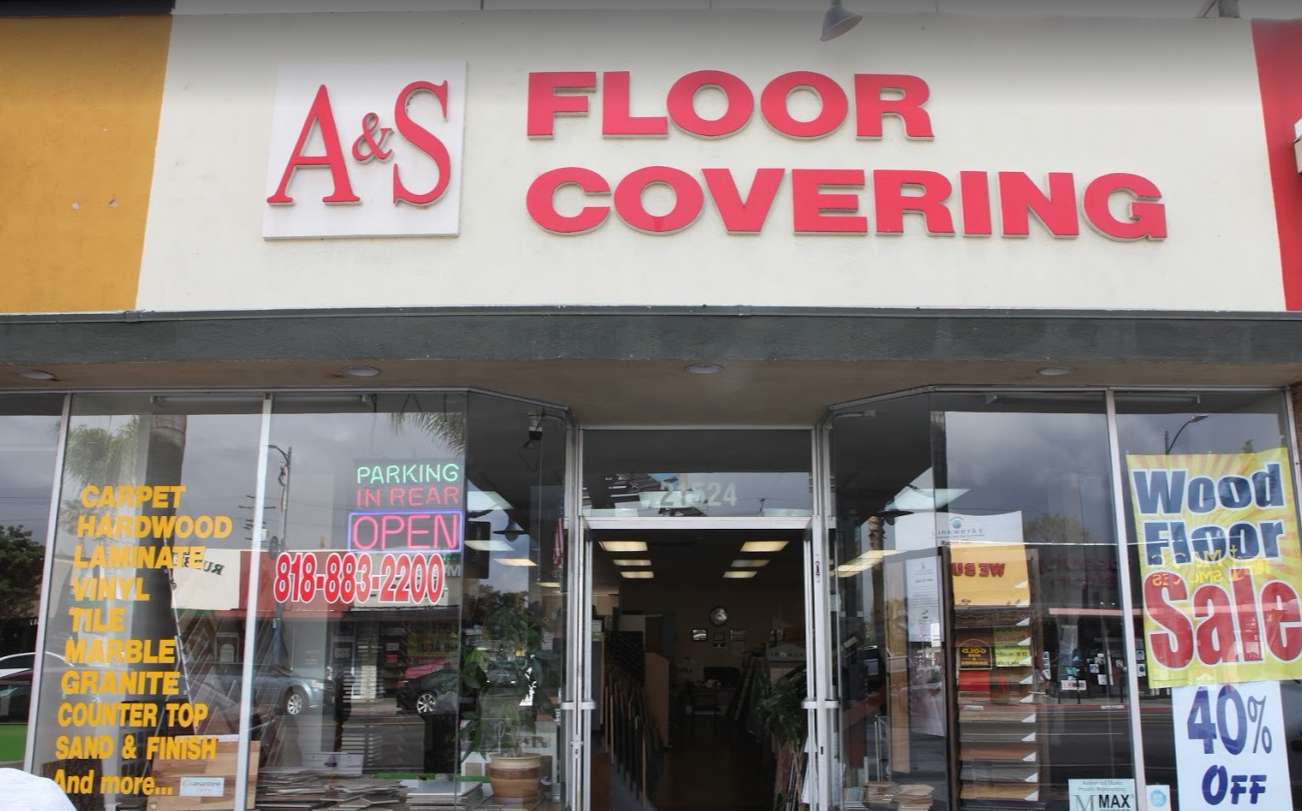 A&S Floor Covering Inc image 3
