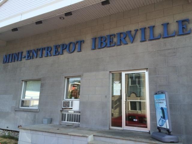 Mini Entrepôt Iberville à Montréal