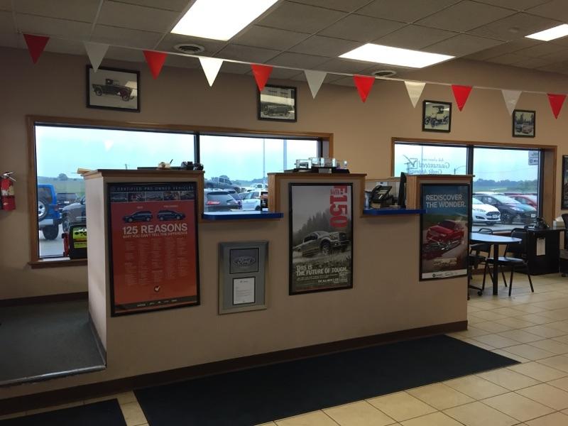 Car Dealership Center Point Iowa