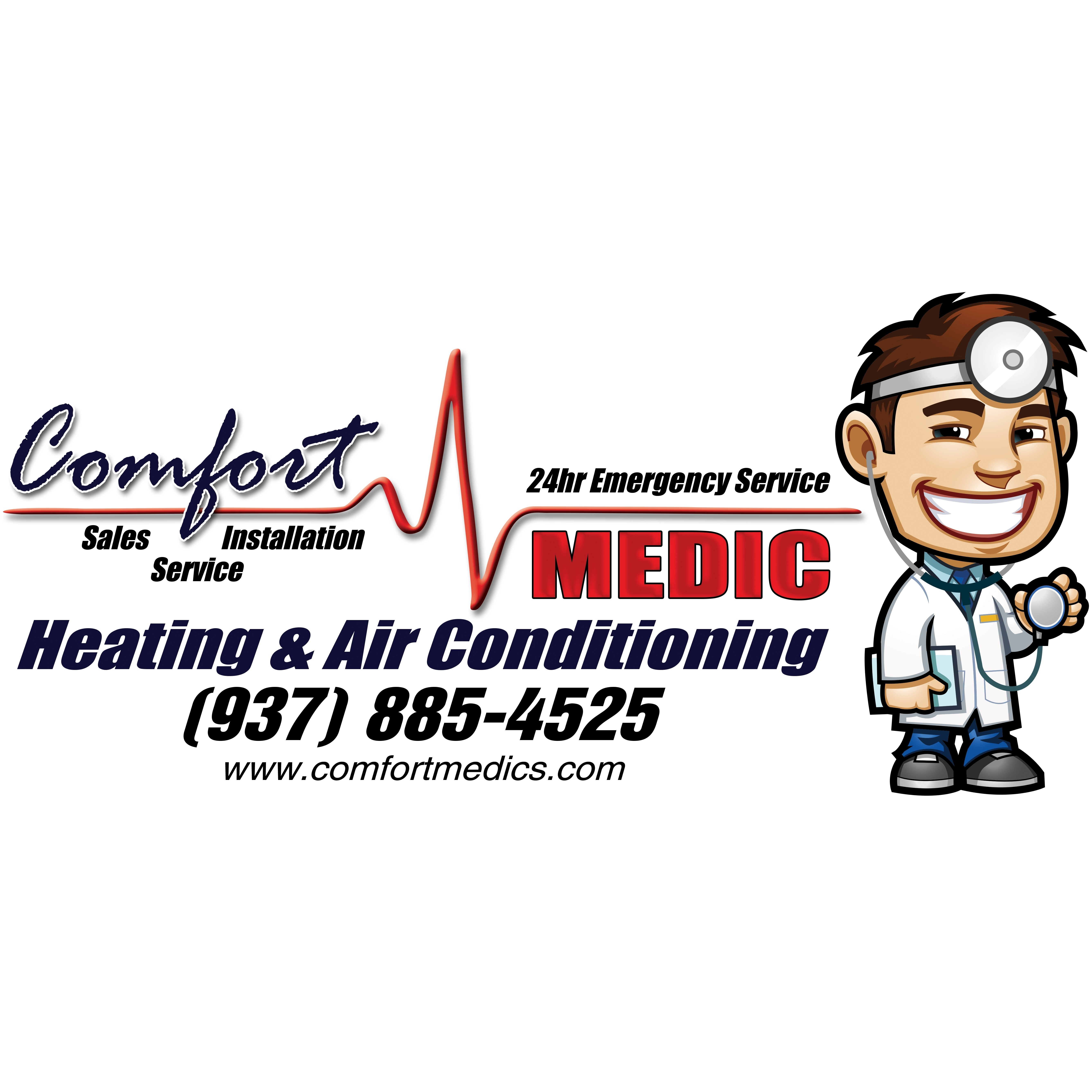 Comfort MEDIC Heating & Air Conditioning - Dayton, OH - Heating & Air Conditioning