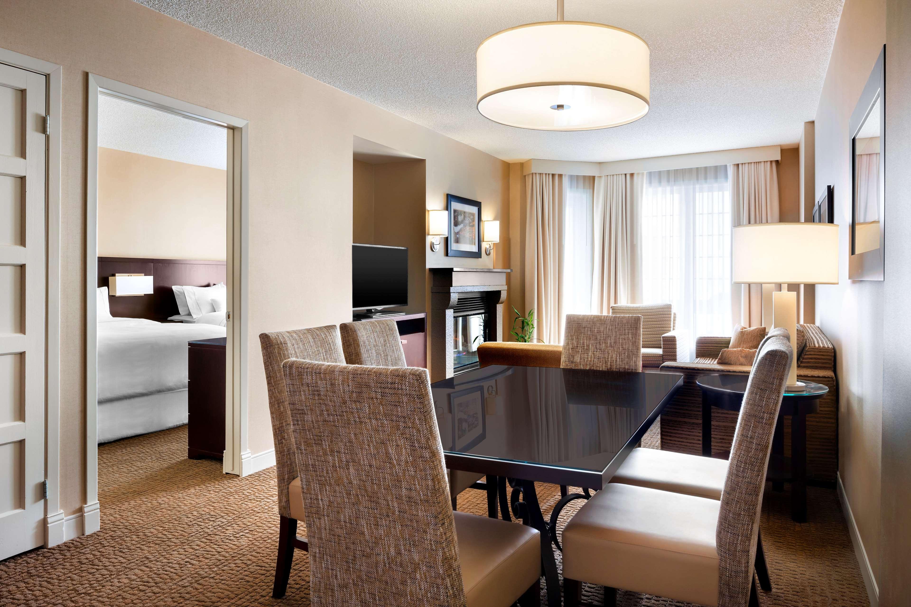 Le Westin Resort & Spa, Tremblant, Quebec à Mont Tremblant: One Bedroom Suite