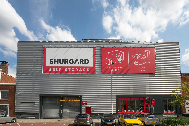 Shurgard Self Storage Den Haag Binckhorst