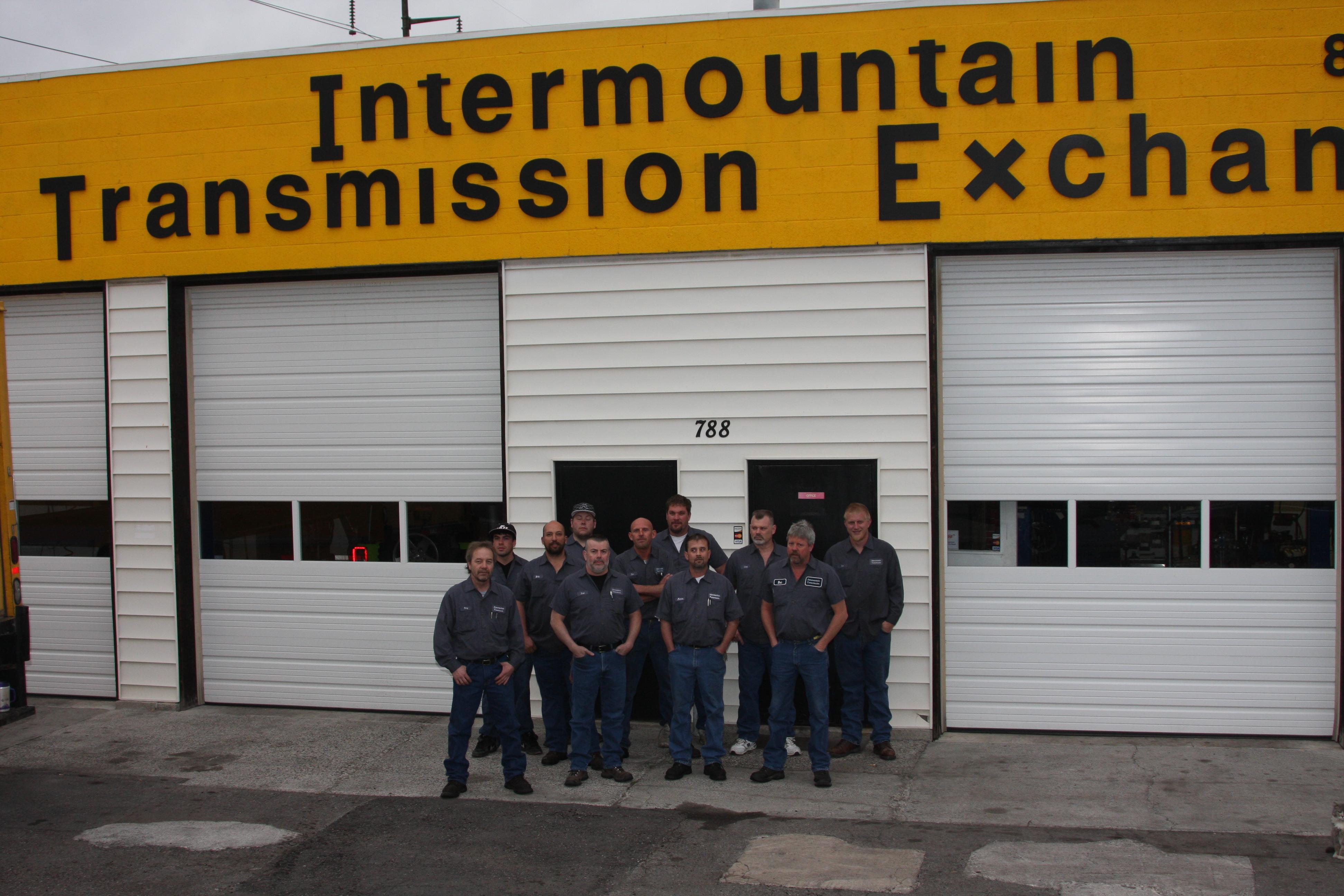 Intermountain Transmission Exchange Inc. - ad image