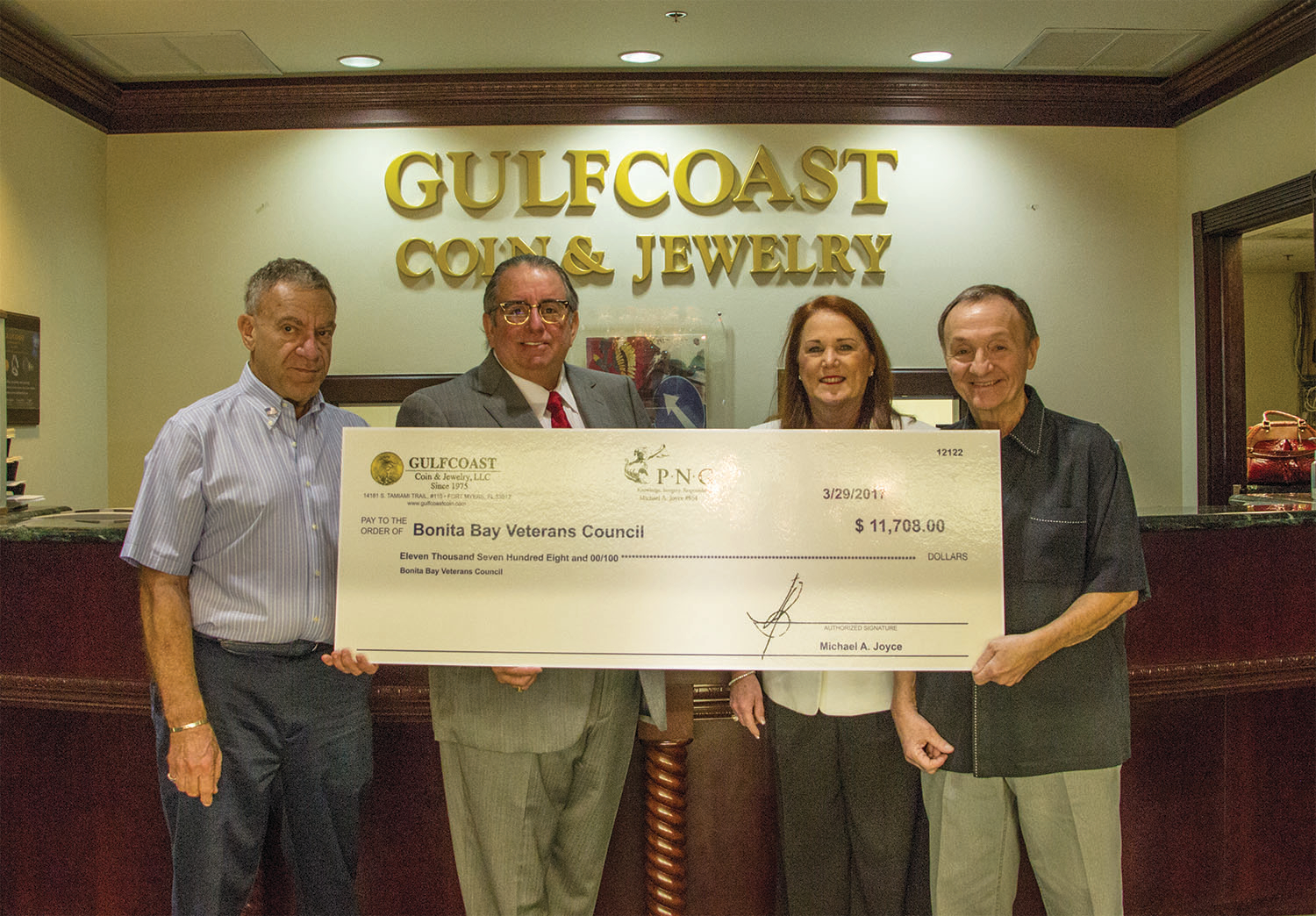 Gulfcoast coin jewelry in fort myers fl whitepages for Gulf coast coin and jewelry