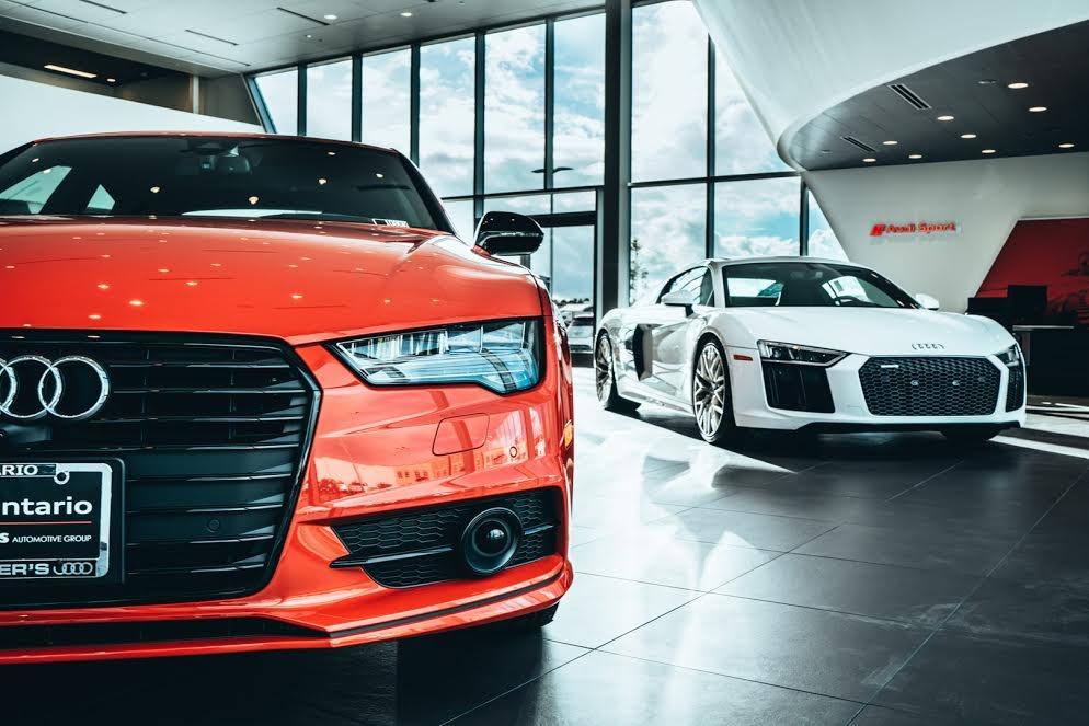 Audi Ontario image 0