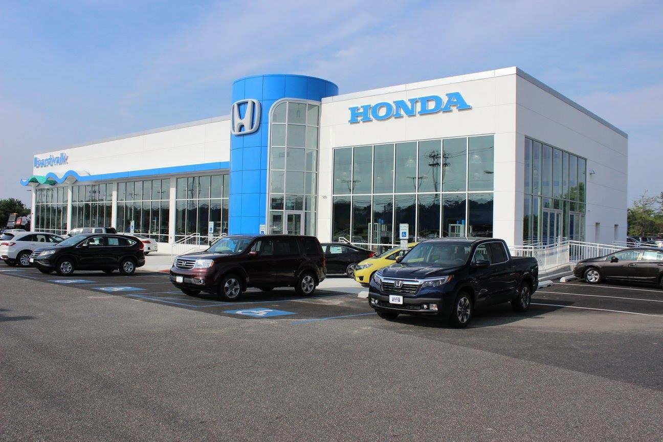 Boardwalk Honda image 1