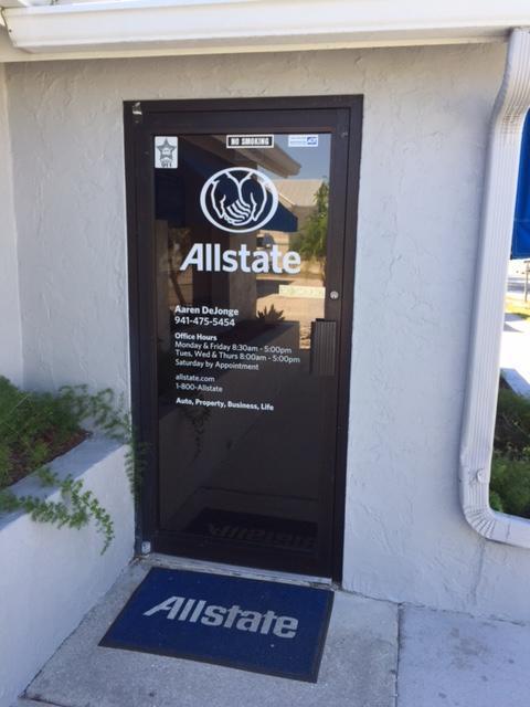 Aaren King DeJonge: Allstate Insurance image 1