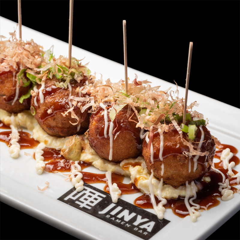 Click to expand image of Takoyaki -Octopus Balls-