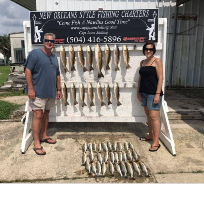 New Orleans Style Fishing Charters LLC image 13