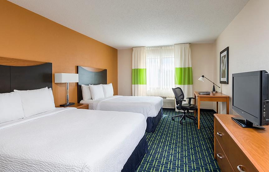 Fairfield Inn & Suites by Marriott Houston Energy Corridor/Katy Freeway image 2
