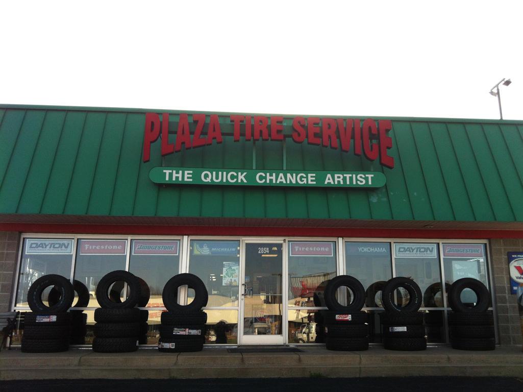 Plaza Tire Service image 1