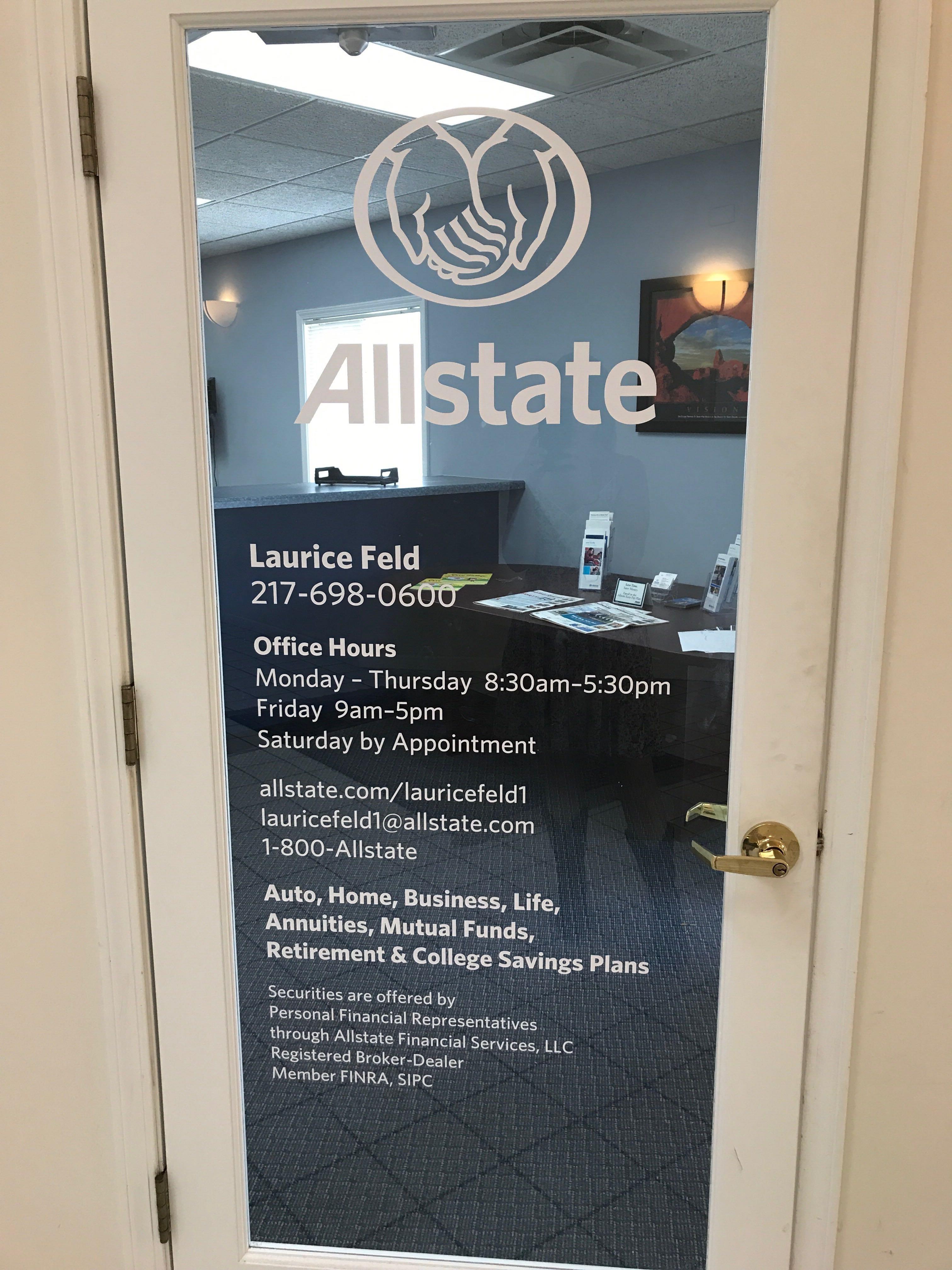 Laure Feld: Allstate Insurance image 2
