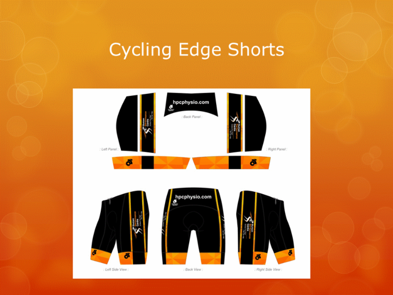 Human Performance Centre in Saint John: Are you in need of some HPC active wear? We can help!   Here are our Cycling Edge Shorts.