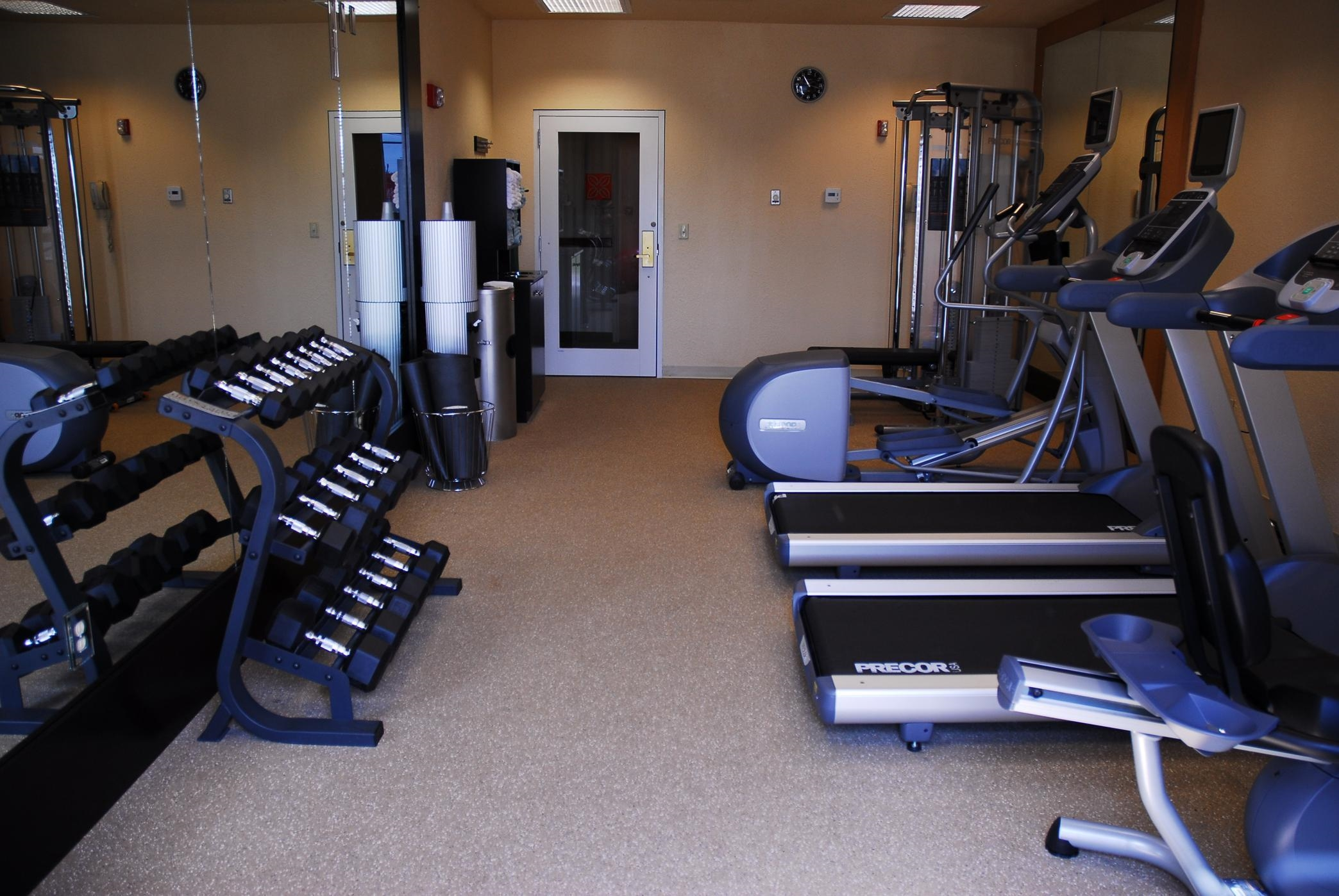 New Precor Fitness Center