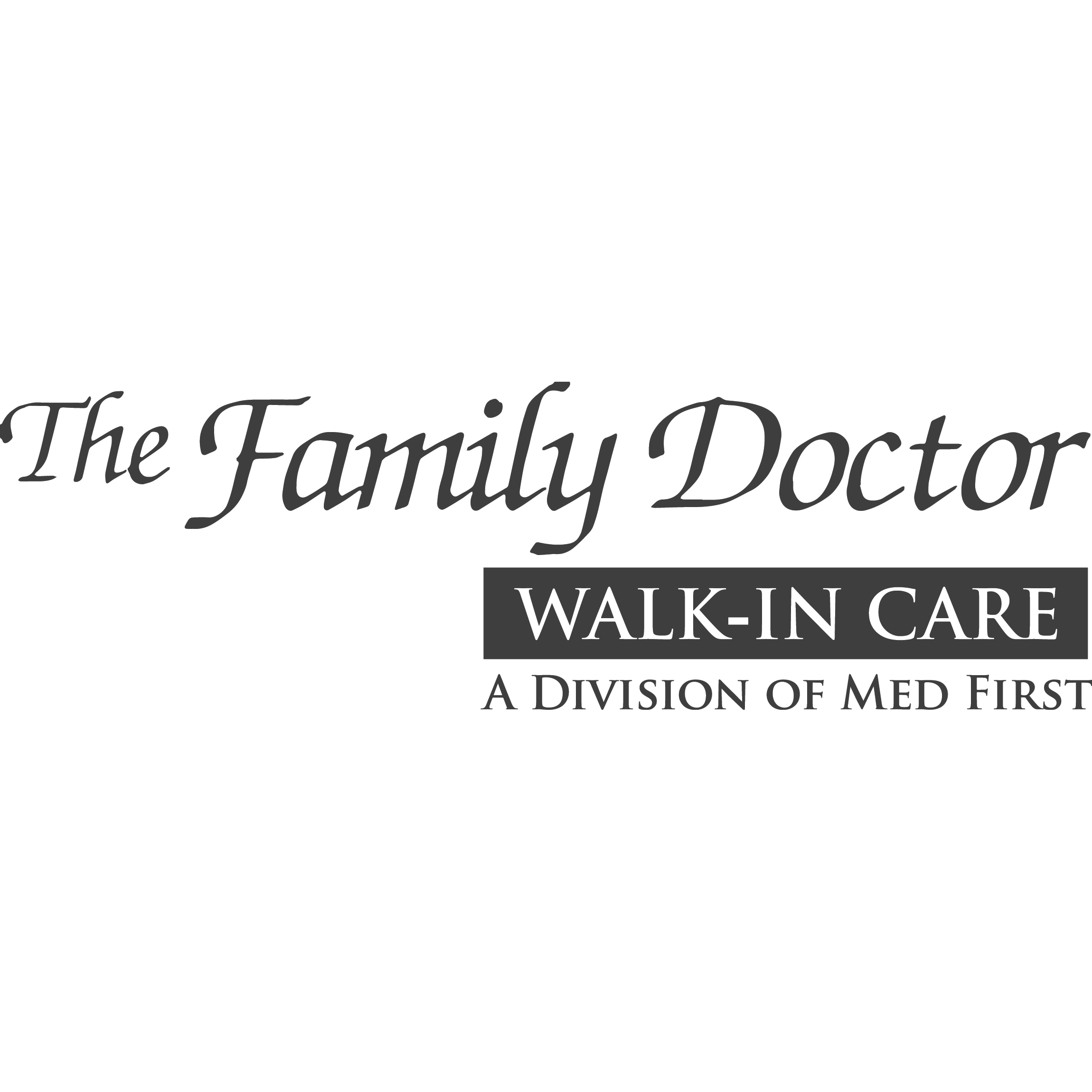 The Family Doctor - Walk In Care