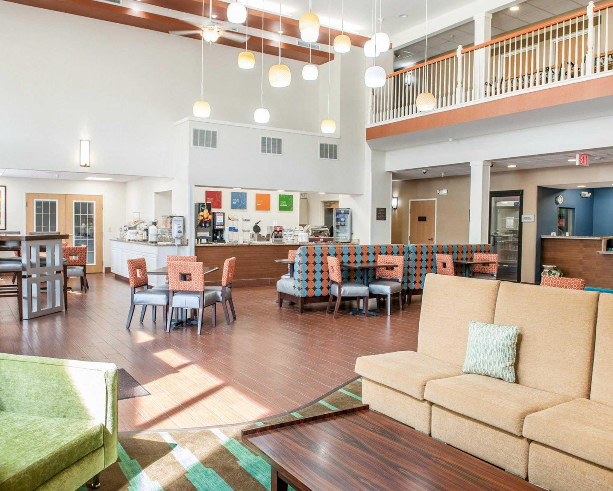 Comfort Suites North in Elkhart, IN, photo #23