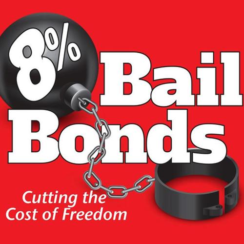 8% Bail Bonds