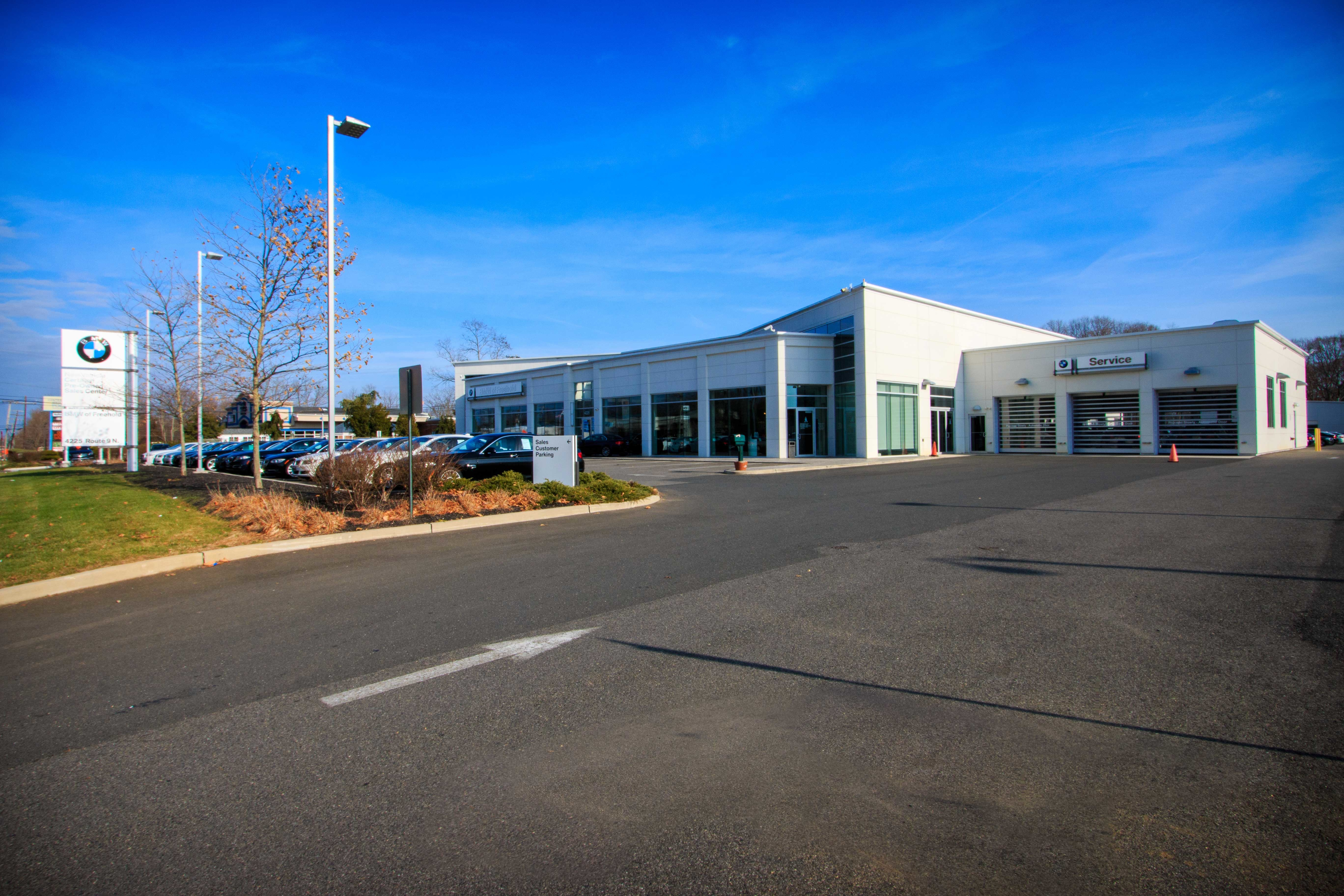Bmw of freehold in freehold nj whitepages for Freehold motor vehicle agency