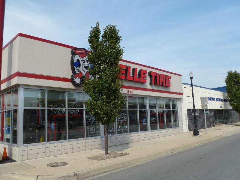 Belle Tire image 0
