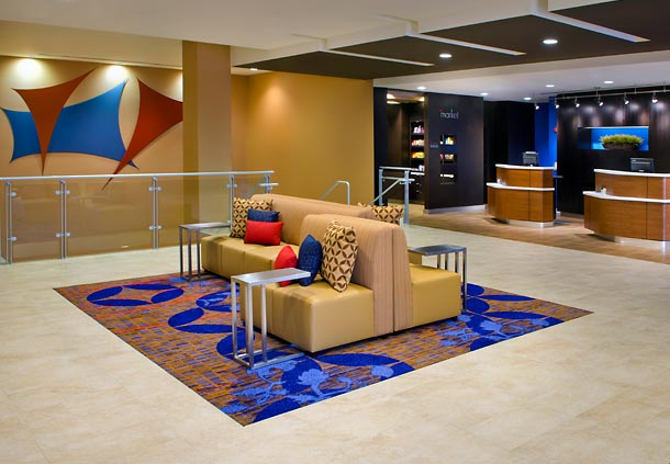 Courtyard by Marriott Newark Downtown image 0