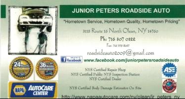 JUNIOR PETERS ROADSIDE AUTO image 2