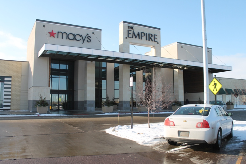 Conveniently located off I and the intersection of Louise Avenue and 41st Street, The Empire Mall serves the tri-state region including southwest Minnesota, northwest Iowa, and eastern South Dakota, and is the premier shopping destination in the tri-state area.