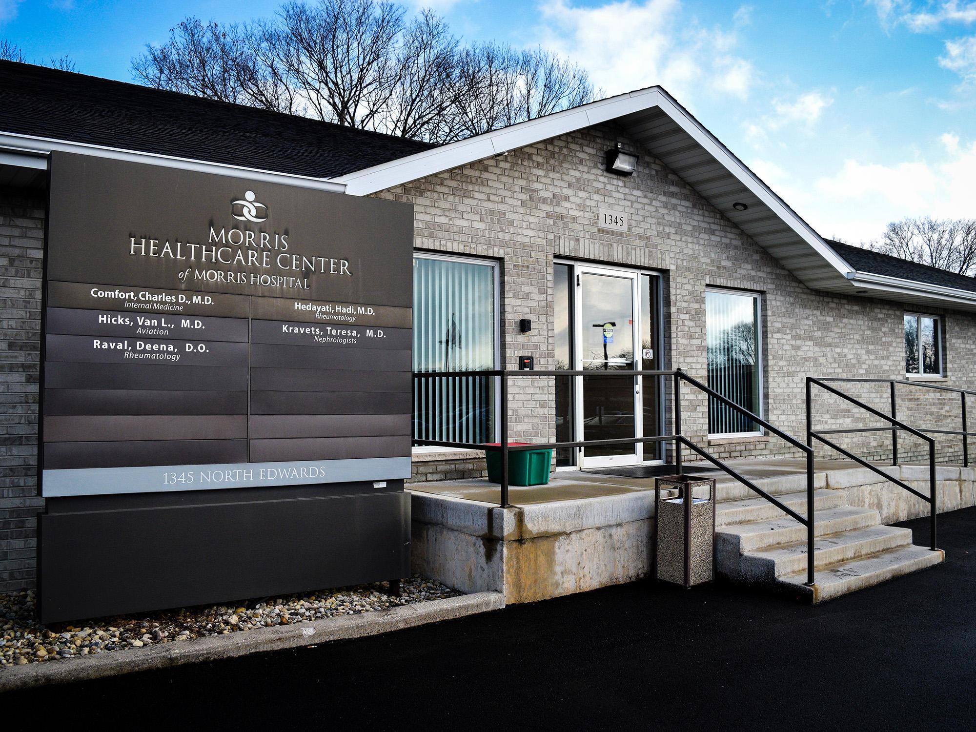 Morris Healthcare Center of Morris Hospital - Edwards Street