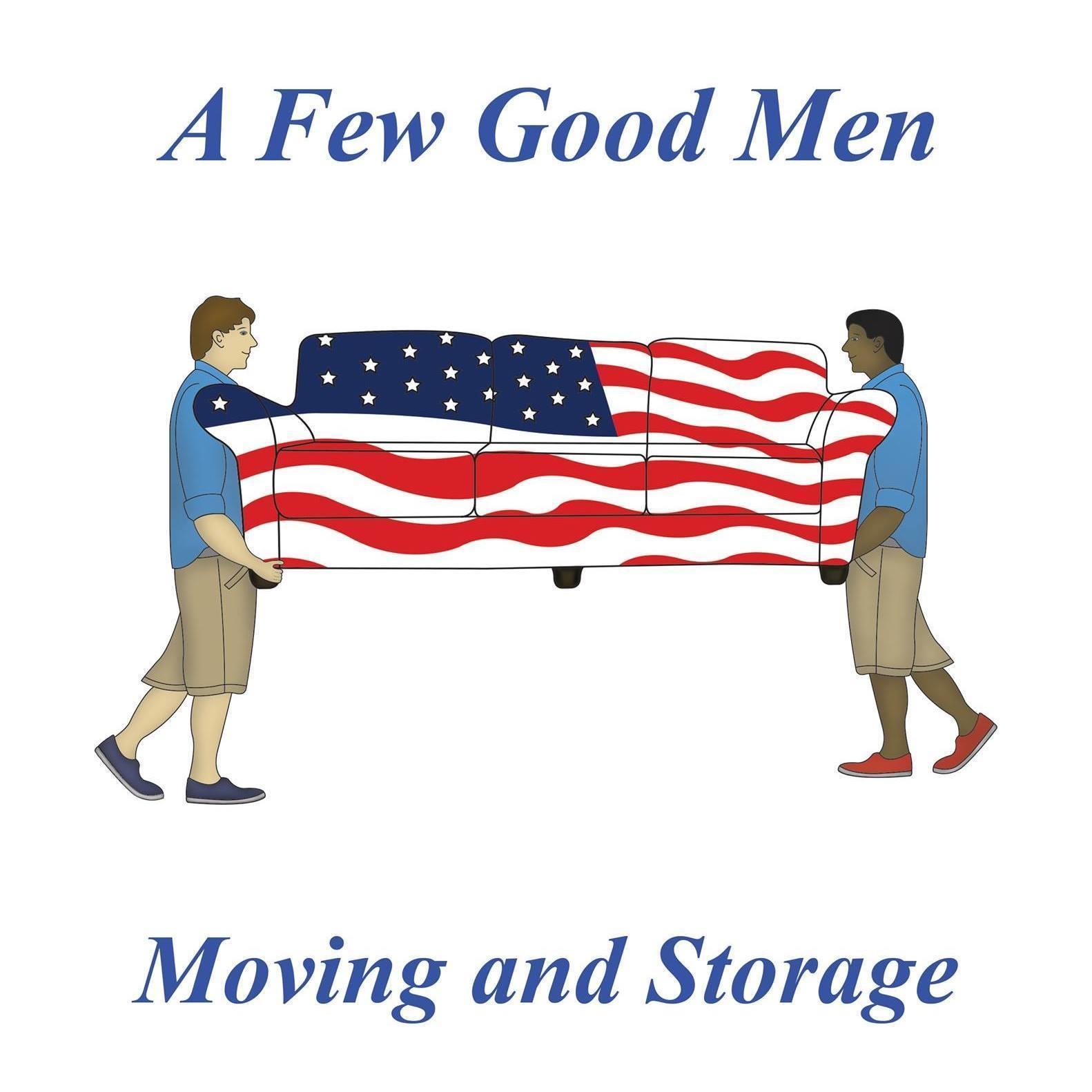 A Few Good Men Moving  and  Storage, LLC image 0