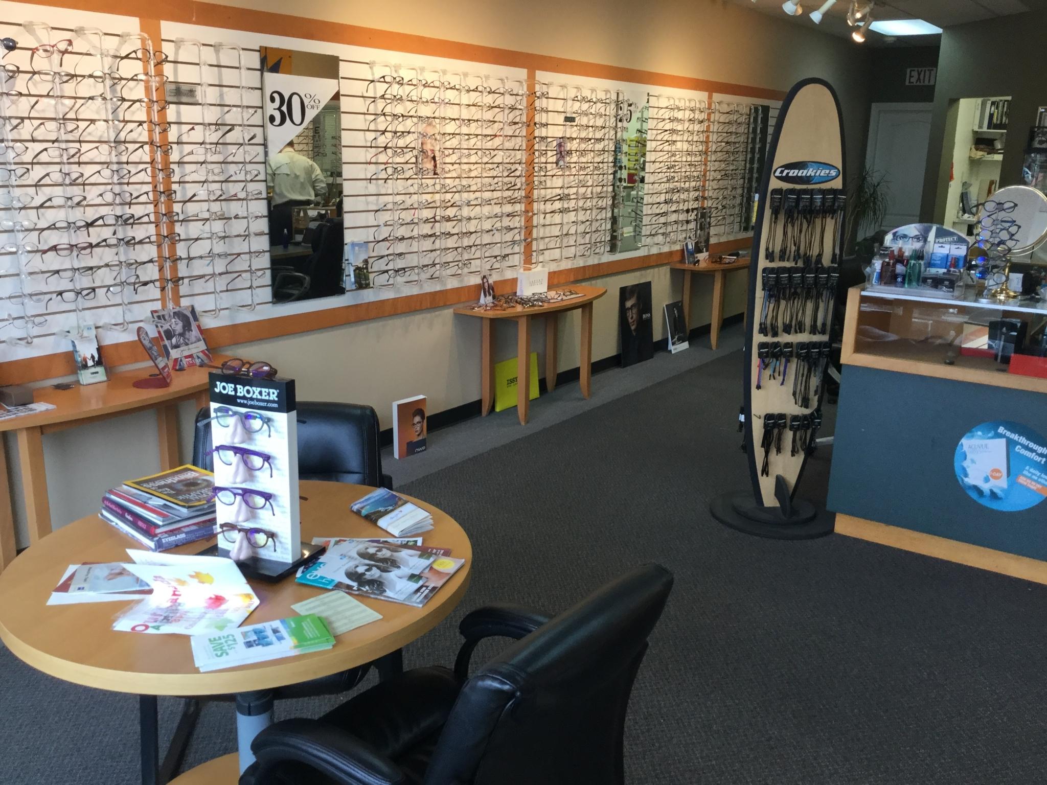 Sidney Eyeland Optical in Sidney