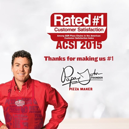 Rated #1 on the American Customer Satisfaction Index!