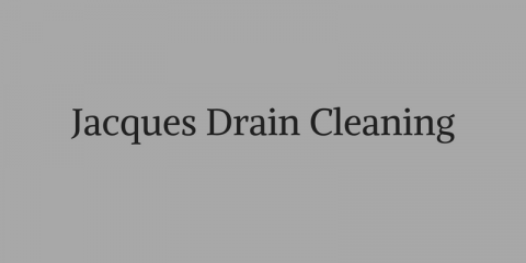 Jacques Drain Cleaning image 0