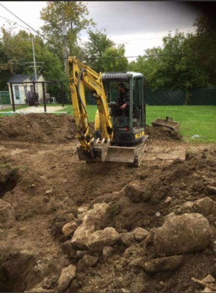 Groupe Chambord Excavation et Rénovation