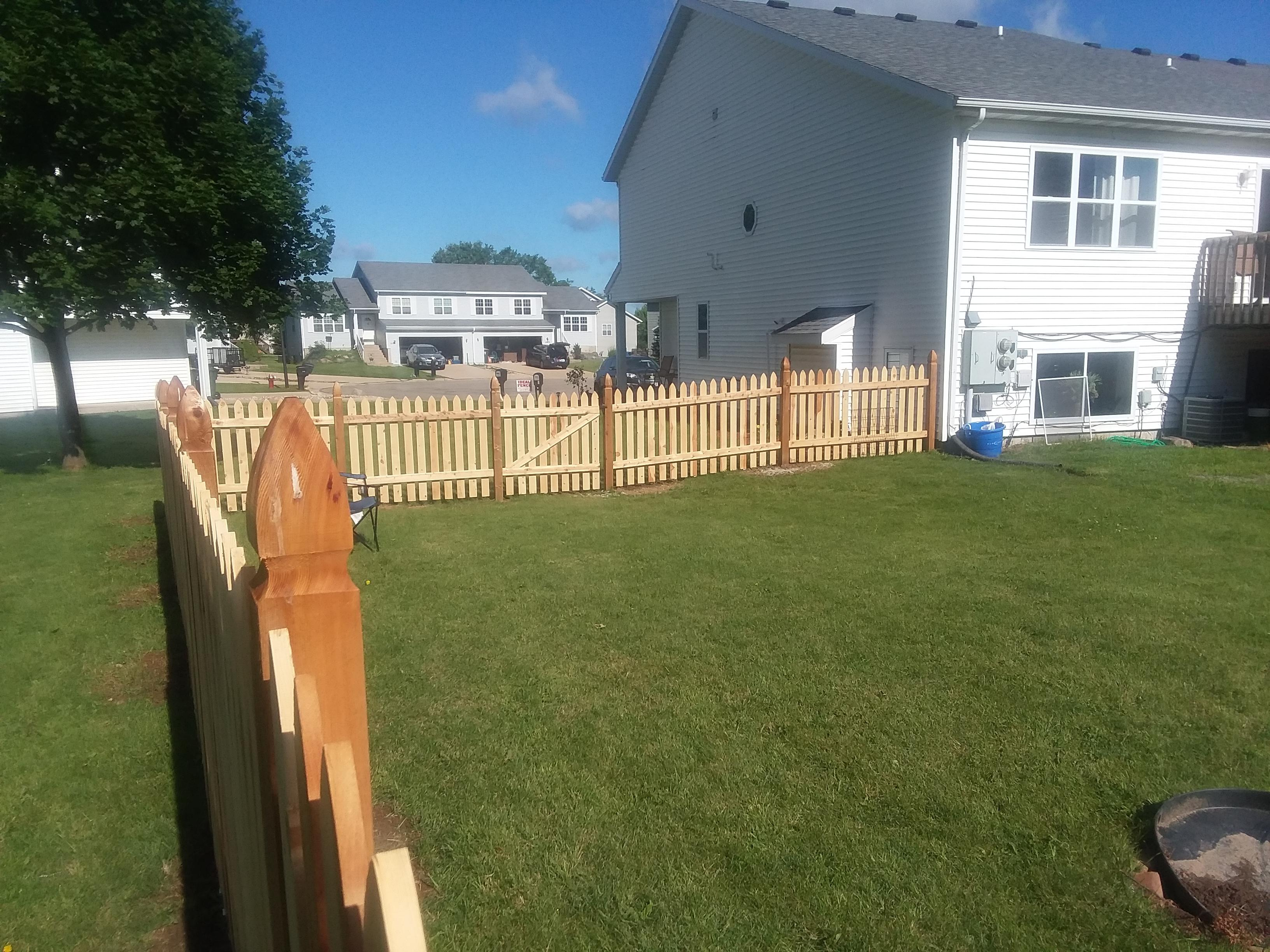 Ideal Fence of Madison Ltd in Cottage Grove, WI, photo #14