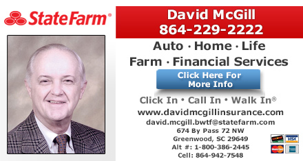 David McGill- State Farm Insurance Agent image 0