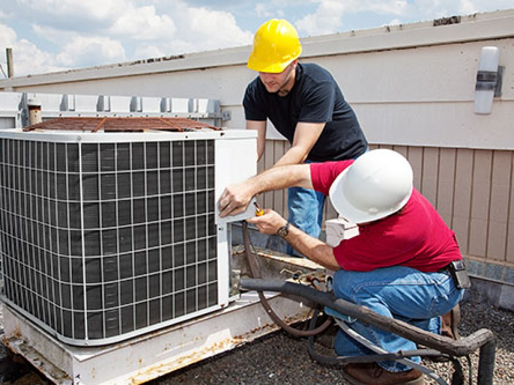 R&J Electrical, Heating and Air Conditioning Inc image 0
