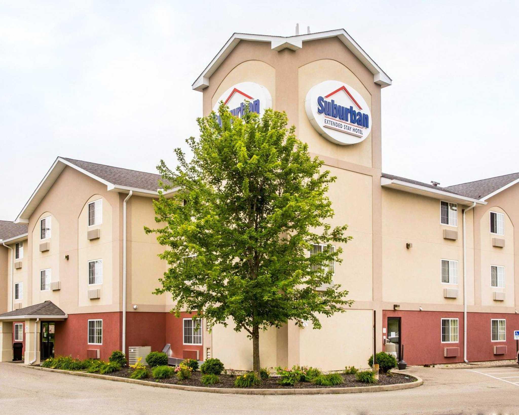Suburban Extended Stay Hotel Dayton-WP AFB image 0