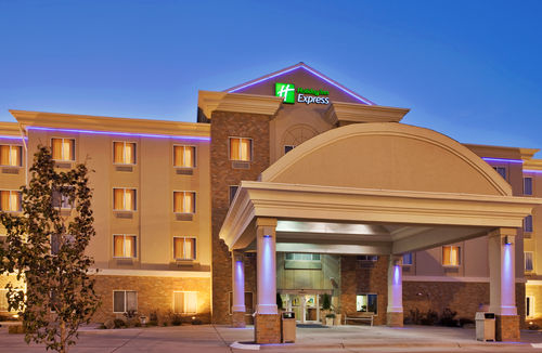 Holiday Inn Express Kearney image 0