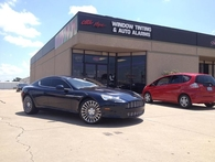 The Finest Rides in Tulsa Oklahoma Wear Window Tinting Professionally Installed at Altamere Window Tinting of Tulsa.