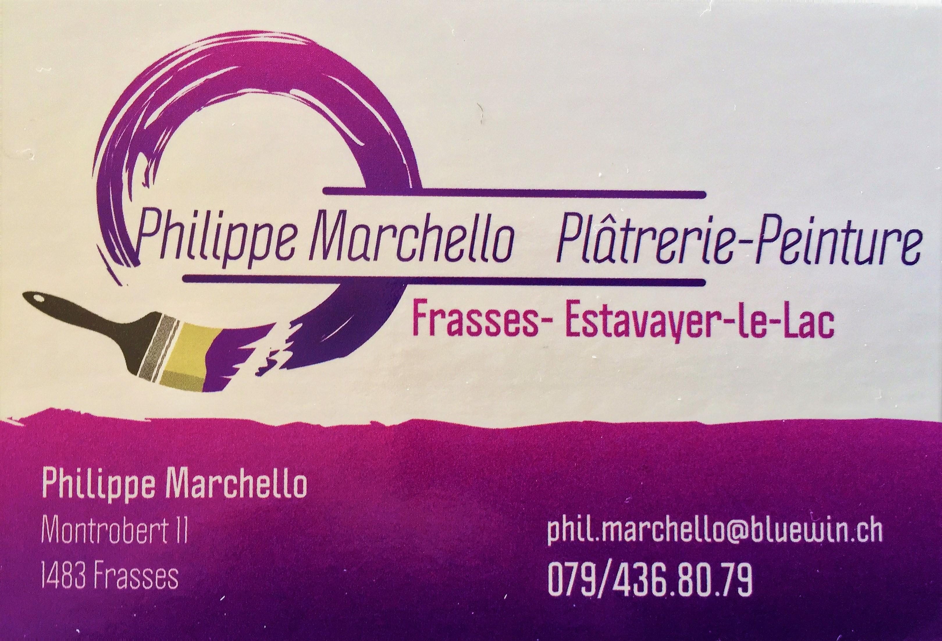 Philippe Marchello Plâtrerie - Peinture