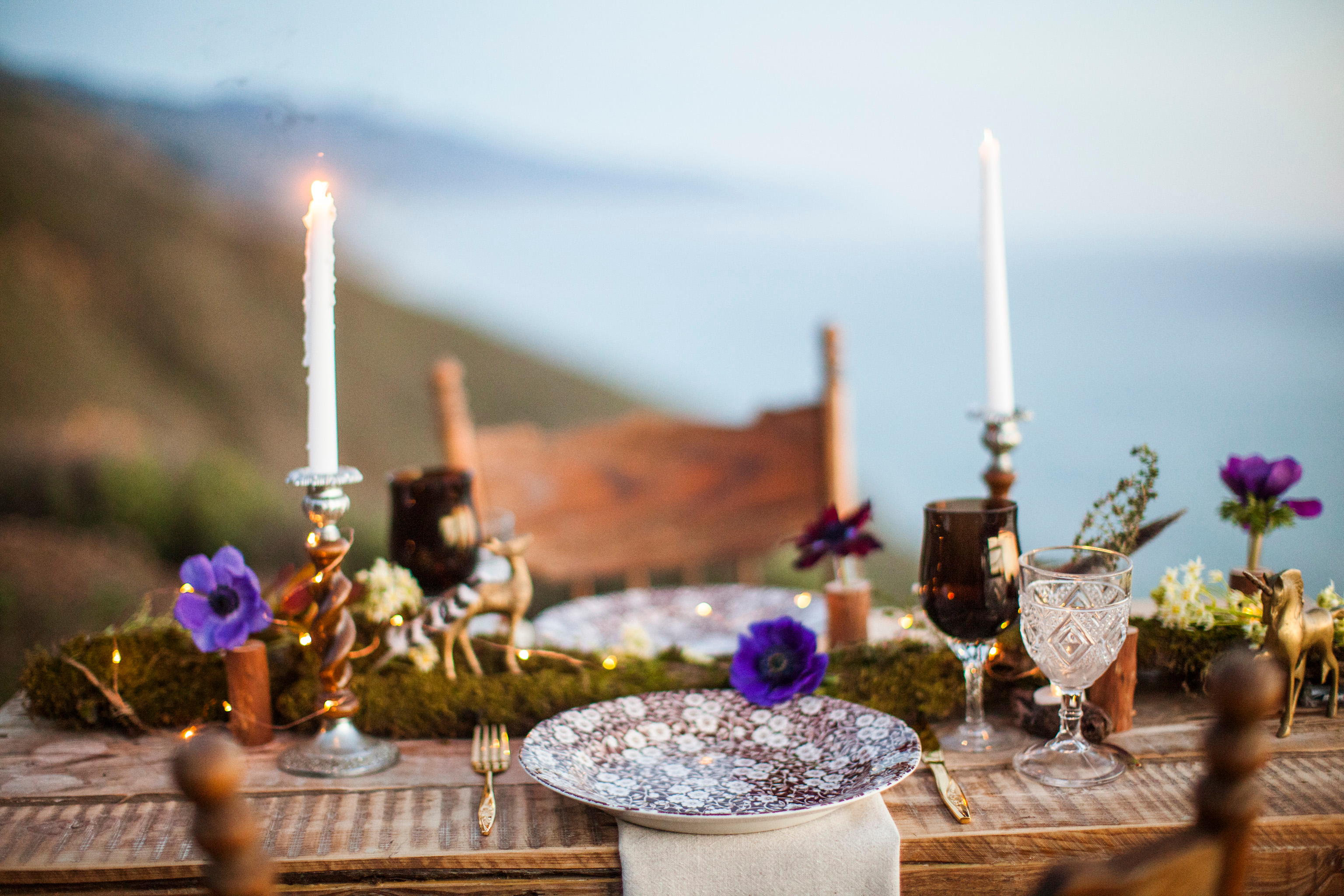 Sea Stars Big Sur Catering and Events & Stardust Vintage Rentals image 0
