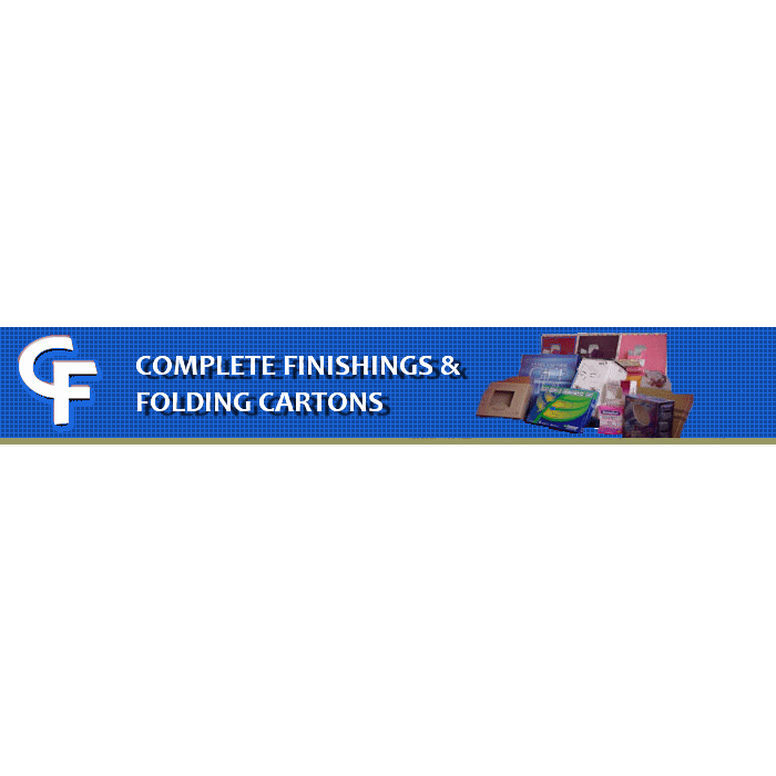 Complete Finishings  and  Folding Cartons, LLC