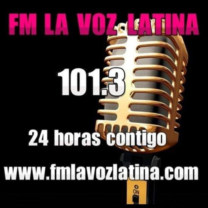 FM LA VOZ LATINA 101.3