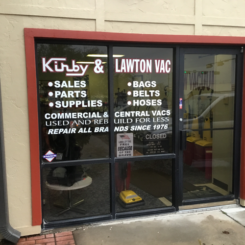 Kirby Co & Lawton Vacuum Co image 0