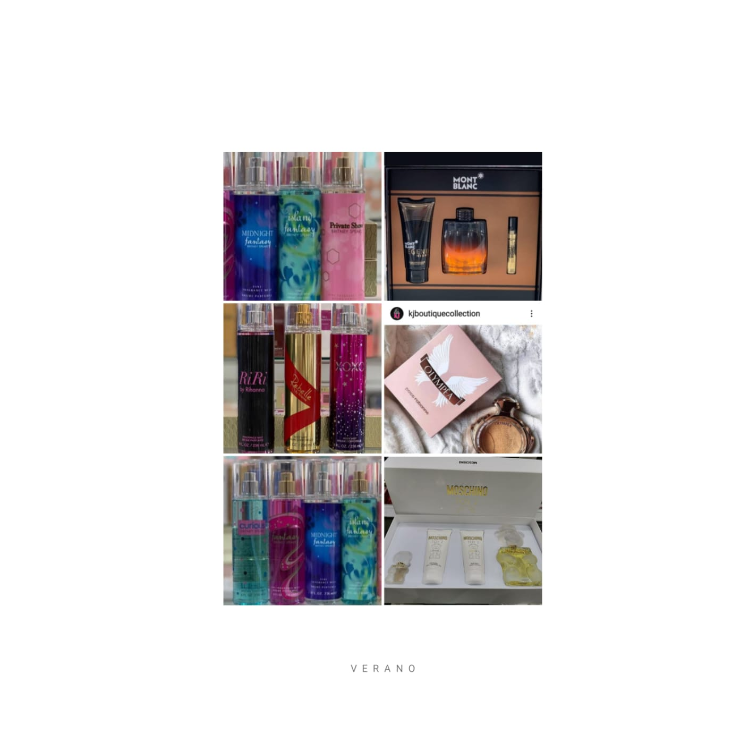 KJ Boutique Collection