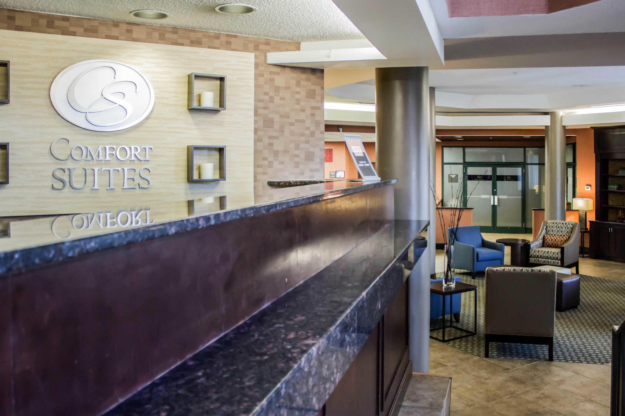 Comfort Suites Raleigh Durham Airport/RTP image 3